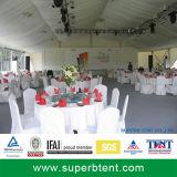 De goed-verfraaide Tent van de Partij van het Huwelijk Dansende, de Tent van de Gebeurtenis