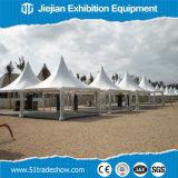 10 Dekking van pvc van het Frame van het Aluminium van de Tent van de Tuin van mensen de Openlucht