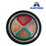Ruban d'acier câble blindé de câble d'alimentation en polyéthylène réticulé 50mm