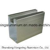 Bâti d'extrusion anodisant/profil en aluminium anodisé pour le guichet et la porte