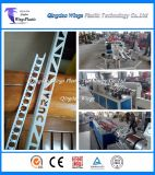 Garniture de tuile de PVC faisant la chaîne de production de garniture de tuile de la machine/PVC
