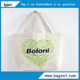 Sac d'emballage réutilisable de coton de sac à provisions de toile de fabrication de la Chine