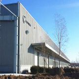 Construção de aço Prefab para o edifício do armazém