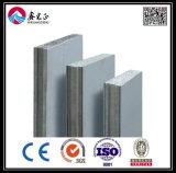 El panel de emparedado del cemento del EPS para la casa/el chalet prefabricados
