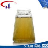 260ml popular del diseño de recipiente de vidrio para la miel (CHJ8145)