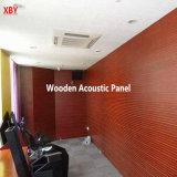Painel de parede acústico do painel da absorção sadia do revestimento da parede do título da parede do painel da decoração