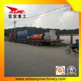 Tubo concreto dei residui Npd4000 che solleva macchina con il criccio