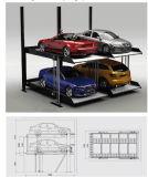 Sistema automatizzato rotativo verticale di parcheggio dell'automobile
