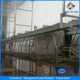 Ce Sheep Halal Abattoir Equipments in Slaughterhouse