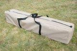 2.5X2.5mtr estalam acima o Gazebo impermeável com os 2 4 de peso do pé sacos de Windbars e