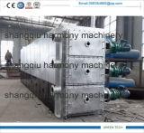 40tpd fábrica de pirólise contínua máquina de Reciclagem de Pneus automático ao Óleo