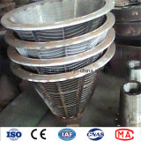Macchina centrifuga verticale del separatore di acqua del carbone