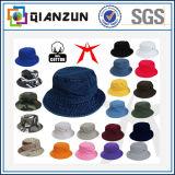 2015の方法Wolesaleの多彩なブランク綿のバケツの帽子