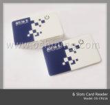 Multi lettore di schede delle 6 scanalature (OS-CR116)
