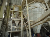 Sistema dell'essiccaggio per polverizzazione di serie di GPL per la polvere del caffè