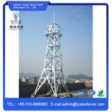Torre de protetor de aço galvanizada do ângulo do auto dos fabricantes posição chinesa