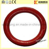 Hardware del aparejo forjado Red sin soldadura en forma de pera de Enlace