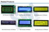 Módulo del LCD de la pantalla azul de la visualización 16X2 Splc780d del LCD