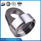 Hydrozylinder-Kopf-Teile Edelstahl CNC-Metallaufbereitens/maschinelle Bearbeitung und Polnisch