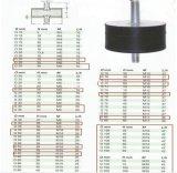 Amortisseur / amortisseur automatique de vibrations Tampon caoutchouc / amortisseur de climatisation