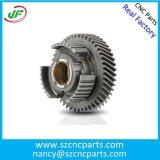 部品、ハードウェアの部品、金属部分、CNCの自動車部品を機械で造るさまざまなコンポーネント