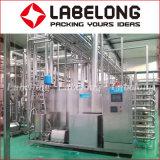 Suzhou manufacture de haute qualité potable gazéifiée usine/machine de remplissage/lignes d'emballage