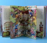 3D 동물 터지 UPS 영국 동화 책