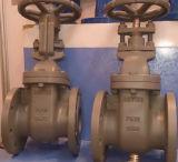 Válvula de porta do ferro de molde das BS 5163