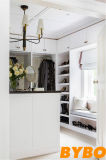 Armadio Walk-in bianco di lusso moderno (BY-W-34)
