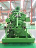 Fabbrica industriale del cinese del generatore del gas di carbone di Lvhuan 500kw di potere verde dei generatori