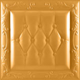 el panel de pared de cuero de la PU 3D 1004-3 para la decoración interior moderna