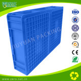 De blauwe Lichte Plastic Container van het Pakket van de Plicht Logistische