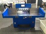 Papier plein Programme de contrôle hydraulique Machine de découpage (67EF)