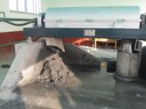 De modder ontwatert Machines