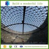 El tramo largo capítulo de las estructuras de acero de los edificios a Sudáfrica