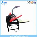 Máquina manual de la prensa del calor del formato grande de los 70 * 100cm