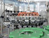 Sistema embotellador de relleno de la bebida carbónica automática para la botella de cristal