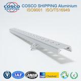 Aufgetragenes anodisierendes Aluminiumstrangpresßling-Profil für LED