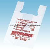 Изготовленный на заказ полиэтиленовые пакеты напечатанные логосом для покупкы