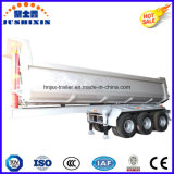 China Factory Heavy Truck 3 Eixo U Shape Dump Trailer