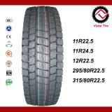 neumático del carro 315/80r22.5 y del autobús, neumático radial 315/80r22.5
