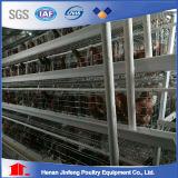 Qualität automatisierter Schicht-Batterie-züchtend Vogel-Huhn-Rahmen mit Düngemittel-Riemen