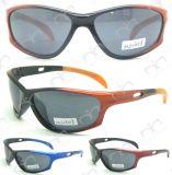 Óculos de sol do esporte para o homem elegante com saco (MS13018)