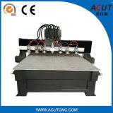 Procédé du bois du prix bas trois de commande numérique par ordinateur du couteau 1325/Router du travail du bois Machine/CNC de commande numérique par ordinateur