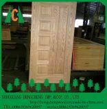Peau en bois de porte de placage de modèle de Morden