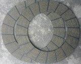 Revestimento de embreagem com aparência de Akebono (TIPO VERDE), revestimento de embreagem da alta qualidade
