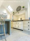 Fabbricazione 2016 della cucina di disegno di legno solido di Welbom ultima