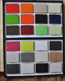 高い光沢のある薄板にされたメラミン紫外線MDFは乗る食器棚(1220X2440mm)のための建築材料に