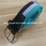 非常に編みこみのベルト、二重層伸縮性があるストラップベルト