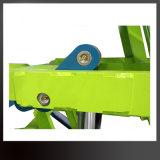Inclinación del diseño estable de la plataforma de Junhv la mini Scissor el alzamiento del coche para la venta